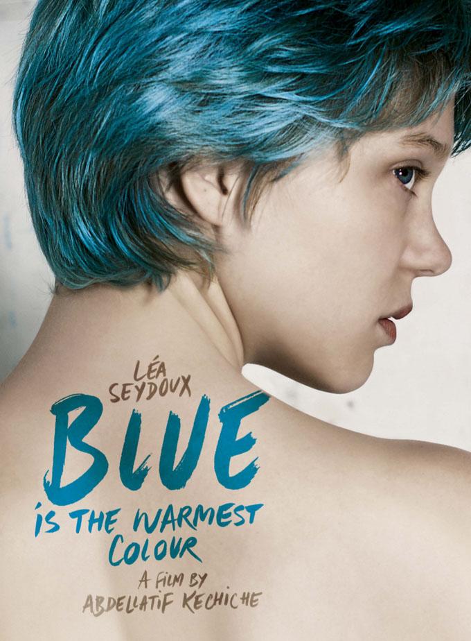 Lea Seydoux Blue